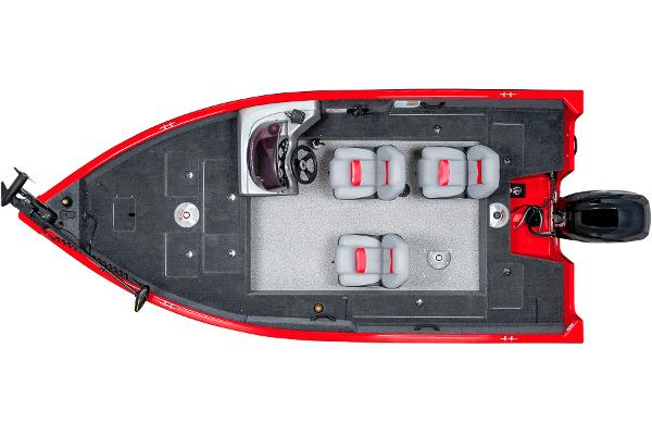 2014 Tracker Boats boat for sale, model of the boat is Pro Guide V-16 SC & Image # 16 of 17