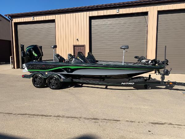 2020 Nitro boat for sale, model of the boat is Z21 Elite LX & Image # 1 of 19