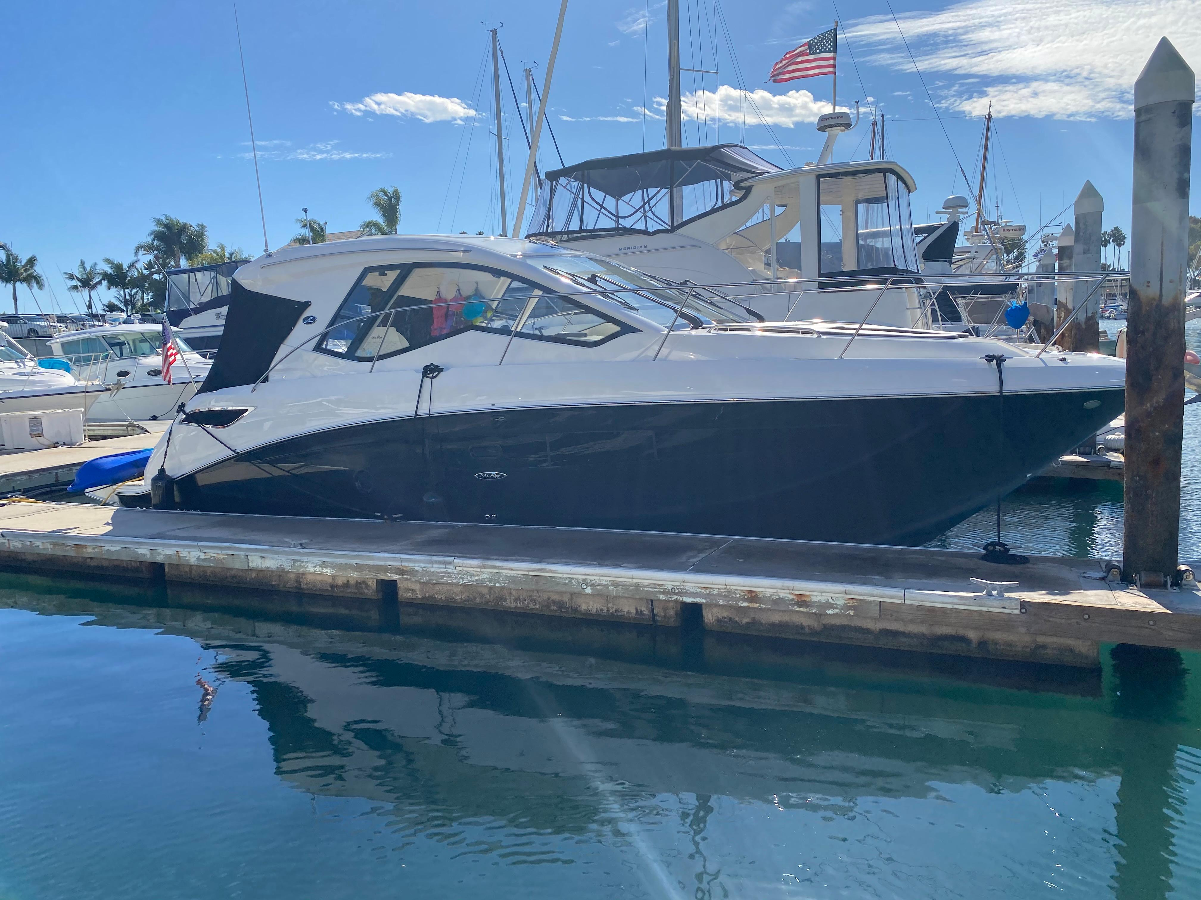 2020 Sea Ray 350 Sundancer #TB1607MC inventory image at Sun Country Coastal in Dana Point