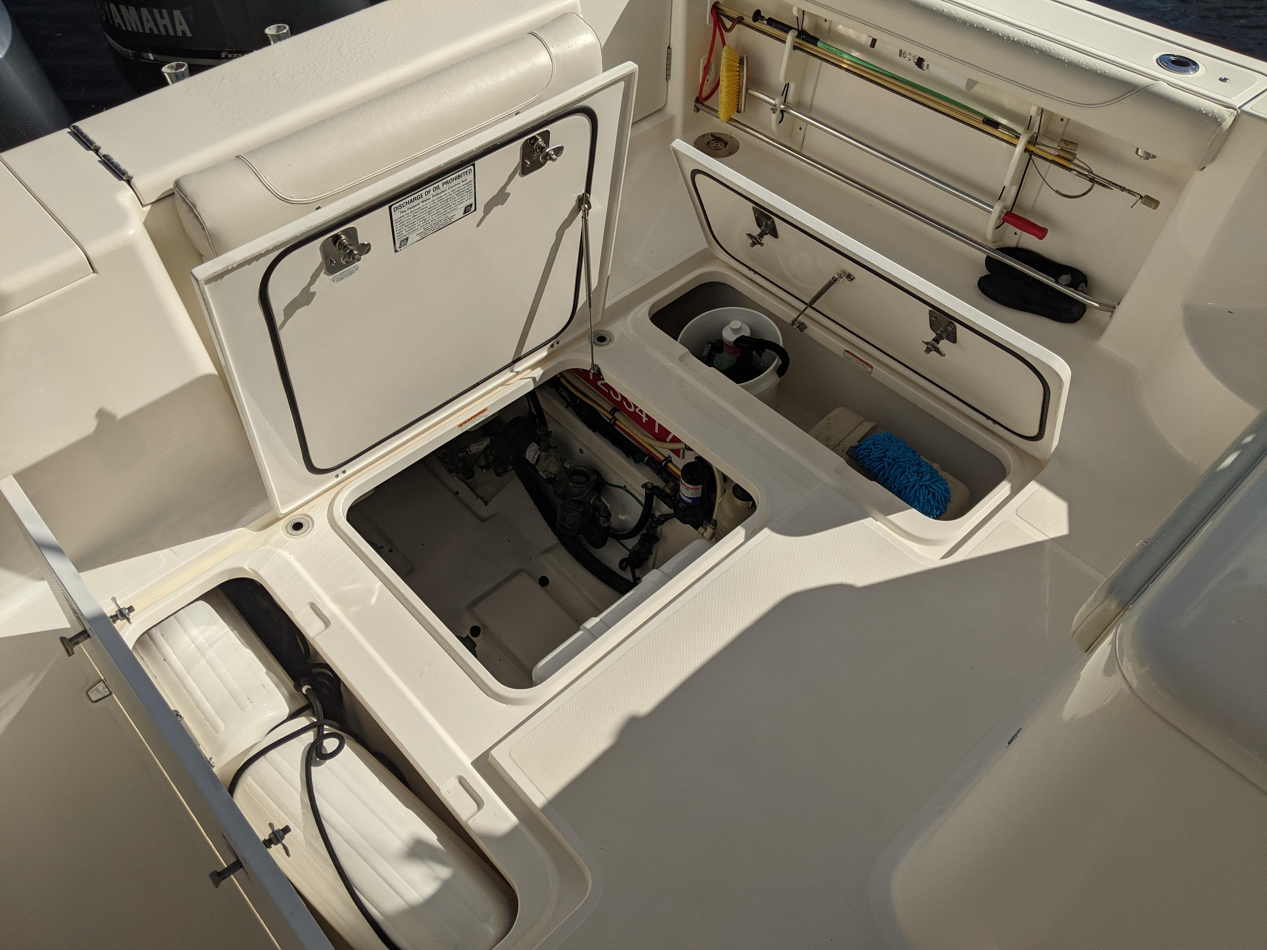 2011 Pursuit OS 345 Offshore