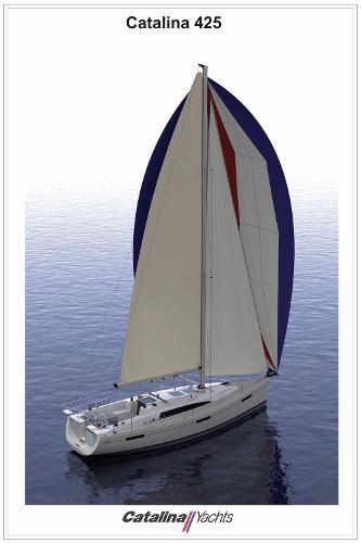 2021 Catalina 425 -77
