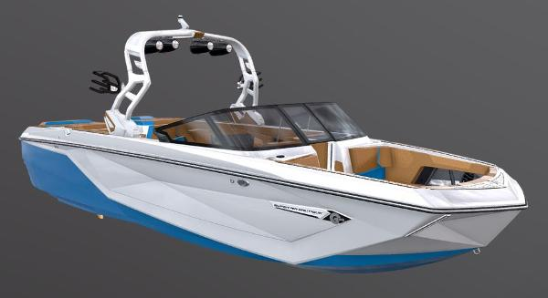 2021 Nautique boat for sale, model of the boat is Super Air Nautique G25 & Image # 1 of 6
