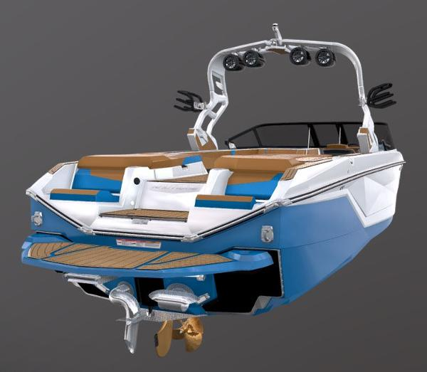 2021 Nautique boat for sale, model of the boat is Super Air Nautique G25 & Image # 6 of 6