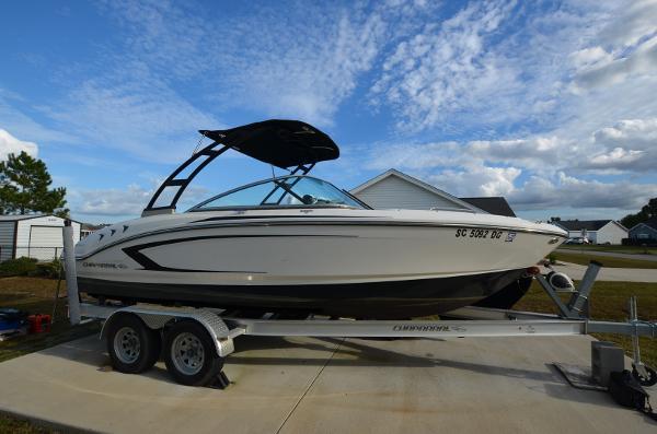 2017 Chaparral H2O 21 Deluxe