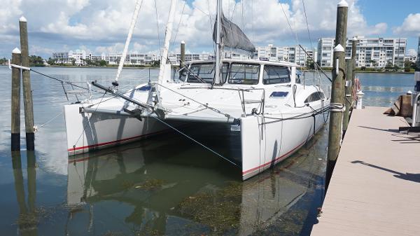 41' Maine Cat 41 Catamaran