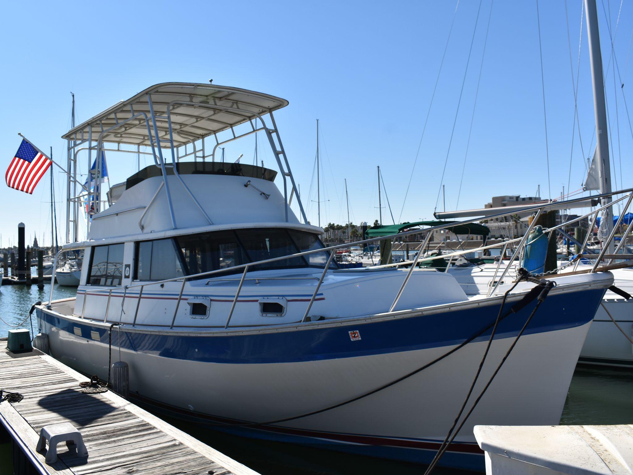 1981 MAINSHIP 34 Trawler thumbnail