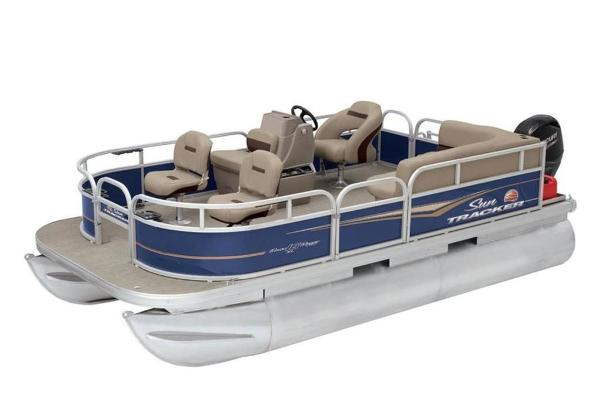 2021 Sun Tracker boat for sale, model of the boat is Bass Buggy® 16 XL Select & Image # 1 of 4