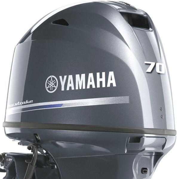 2021 Yamaha Outboards F70 LA