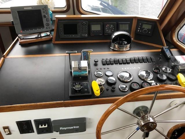 Lower Helm Engine/Instrument Panel