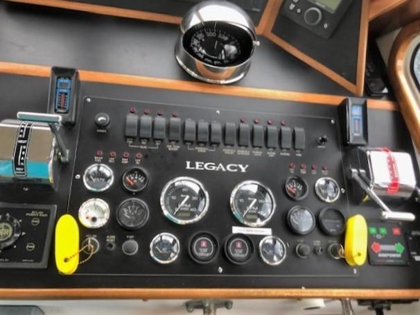 Engine Panel Details