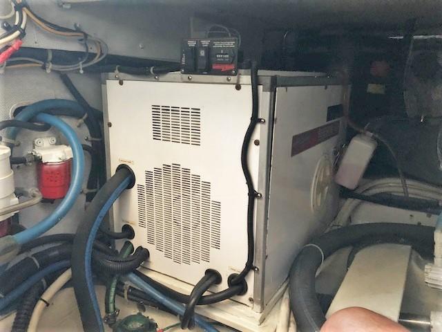 Enclosed Generator