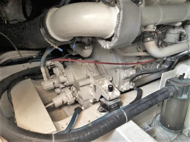Aft of Port Engine 2