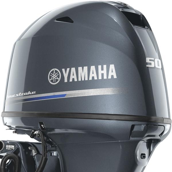 2021 Yamaha Outboards F50 LB