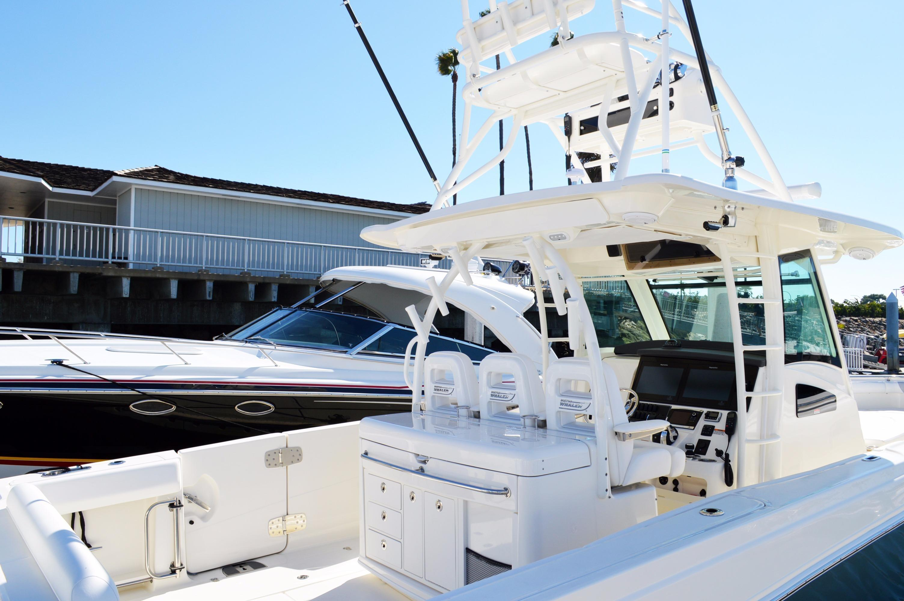 2016 Boston Whaler 370 Outrage #TB2336MB3 inventory image at Sun Country Coastal in Newport Beach