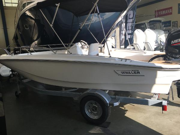 2021 Boston Whaler 160 Super Sport thumbnail