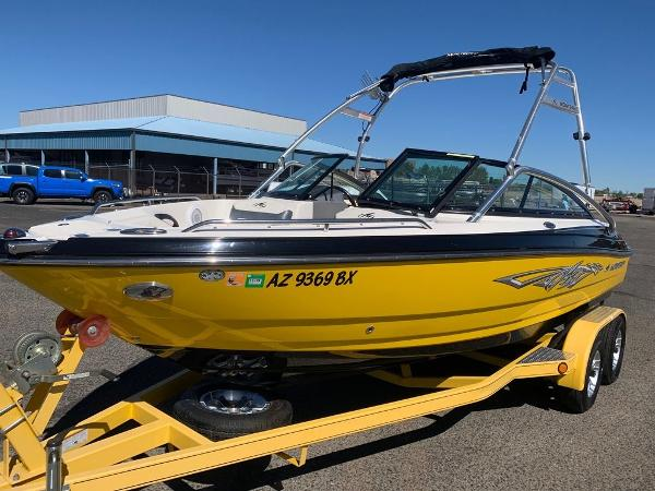 2012 Monterey boat for sale, model of the boat is 204 FSX & Image # 3 of 55