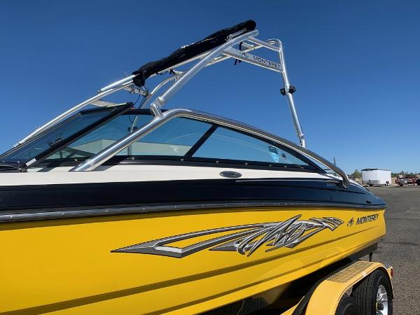 2012 Monterey boat for sale, model of the boat is 204 FSX & Image # 6 of 55