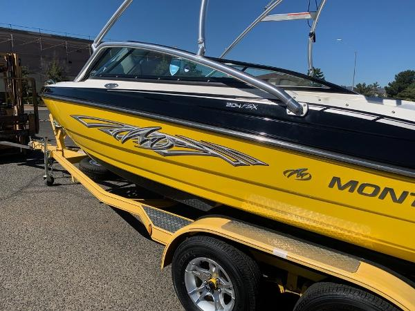 2012 Monterey boat for sale, model of the boat is 204 FSX & Image # 7 of 55