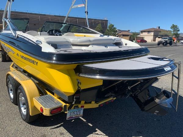 2012 Monterey boat for sale, model of the boat is 204 FSX & Image # 10 of 55