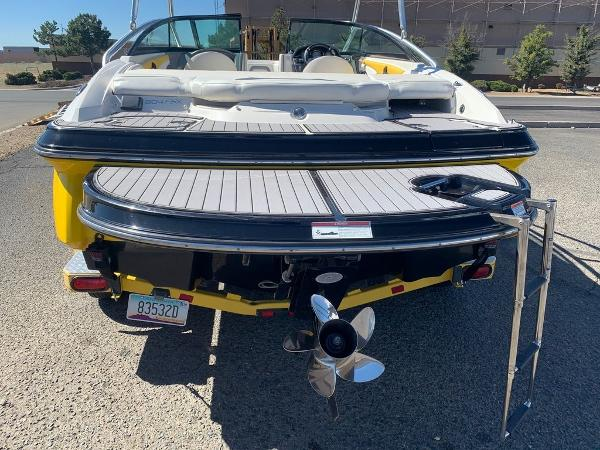 2012 Monterey boat for sale, model of the boat is 204 FSX & Image # 13 of 55