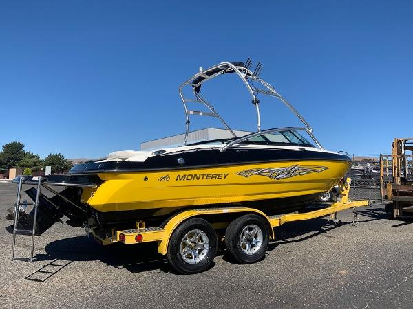 2012 Monterey boat for sale, model of the boat is 204 FSX & Image # 14 of 55
