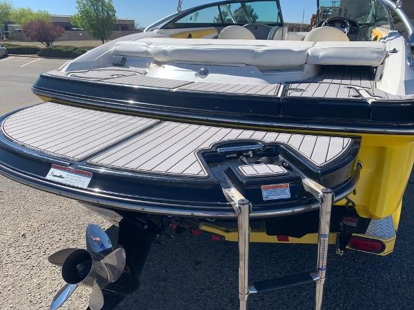 2012 Monterey boat for sale, model of the boat is 204 FSX & Image # 15 of 55