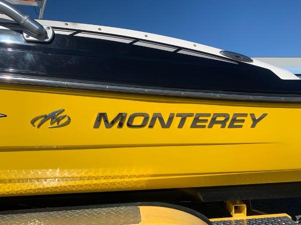 2012 Monterey boat for sale, model of the boat is 204 FSX & Image # 16 of 55