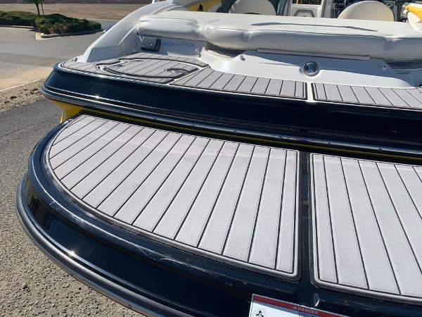 2012 Monterey boat for sale, model of the boat is 204 FSX & Image # 18 of 55