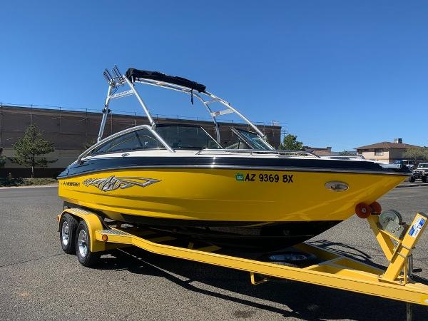 2012 Monterey boat for sale, model of the boat is 204 FSX & Image # 21 of 55