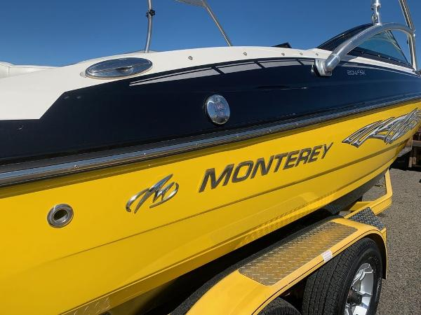 2012 Monterey boat for sale, model of the boat is 204 FSX & Image # 25 of 55
