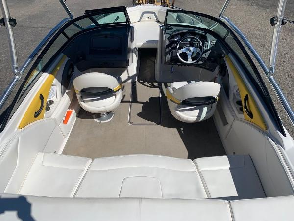 2012 Monterey boat for sale, model of the boat is 204 FSX & Image # 29 of 55