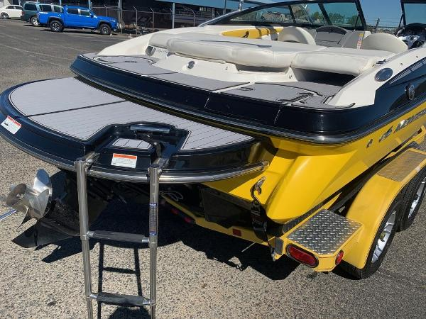 2012 Monterey boat for sale, model of the boat is 204 FSX & Image # 30 of 55