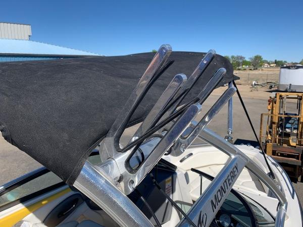 2012 Monterey boat for sale, model of the boat is 204 FSX & Image # 31 of 55