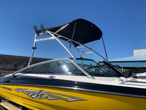 2012 Monterey boat for sale, model of the boat is 204 FSX & Image # 45 of 55