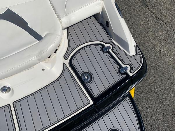 2012 Monterey boat for sale, model of the boat is 204 FSX & Image # 49 of 55
