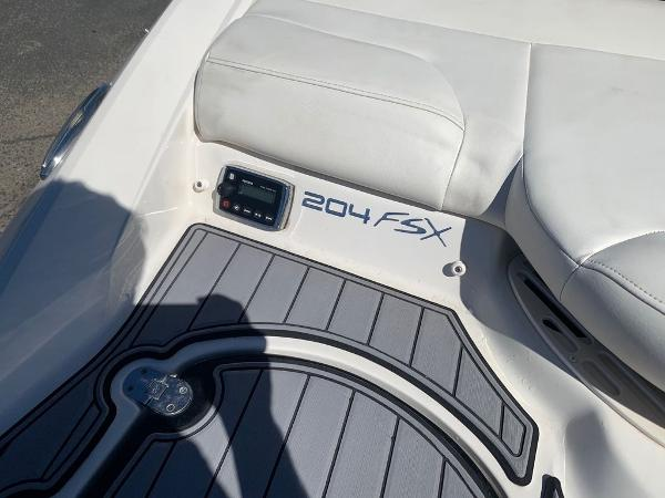 2012 Monterey boat for sale, model of the boat is 204 FSX & Image # 54 of 55