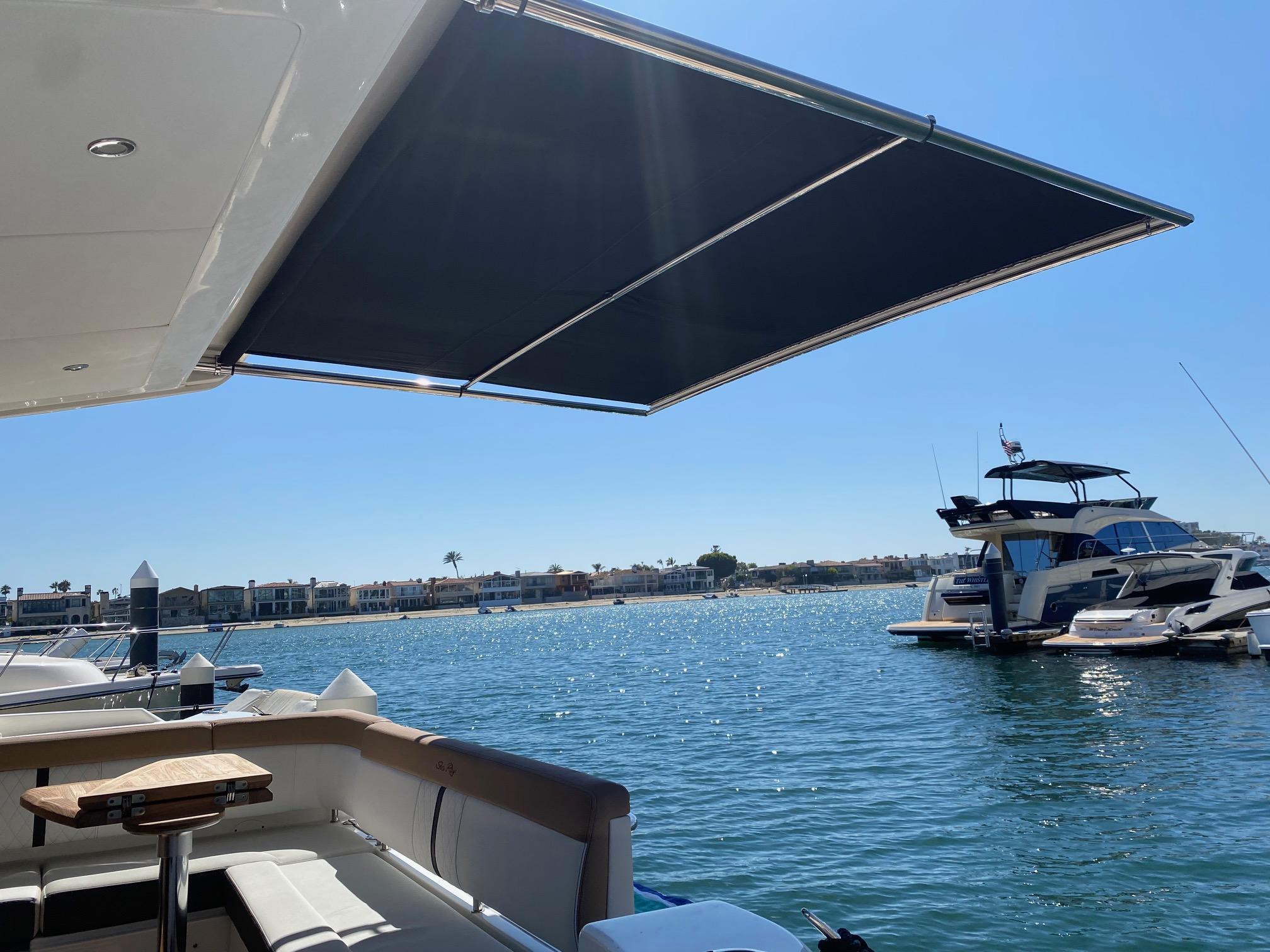 2017 Sea Ray Sundancer 400 #TB8885JP inventory image at Sun Country Coastal in Newport Beach