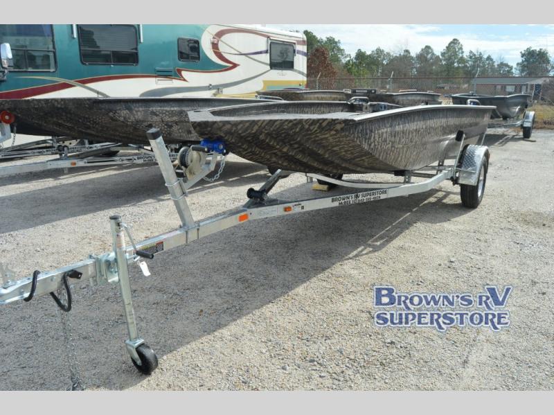 2020 Legendcraft Boats Ambush Bandit 1652 thumbnail