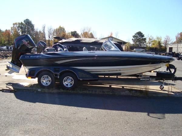 2021 Ranger Boats boat for sale, model of the boat is 212LS & Image # 1 of 29