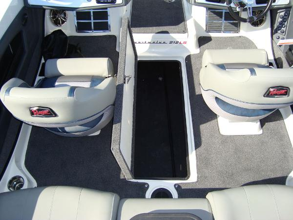 2021 Ranger Boats boat for sale, model of the boat is 212LS & Image # 15 of 29