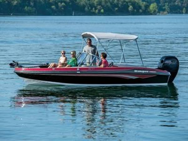 2021 Ranger Boats boat for sale, model of the boat is 1850MS & Image # 1 of 1