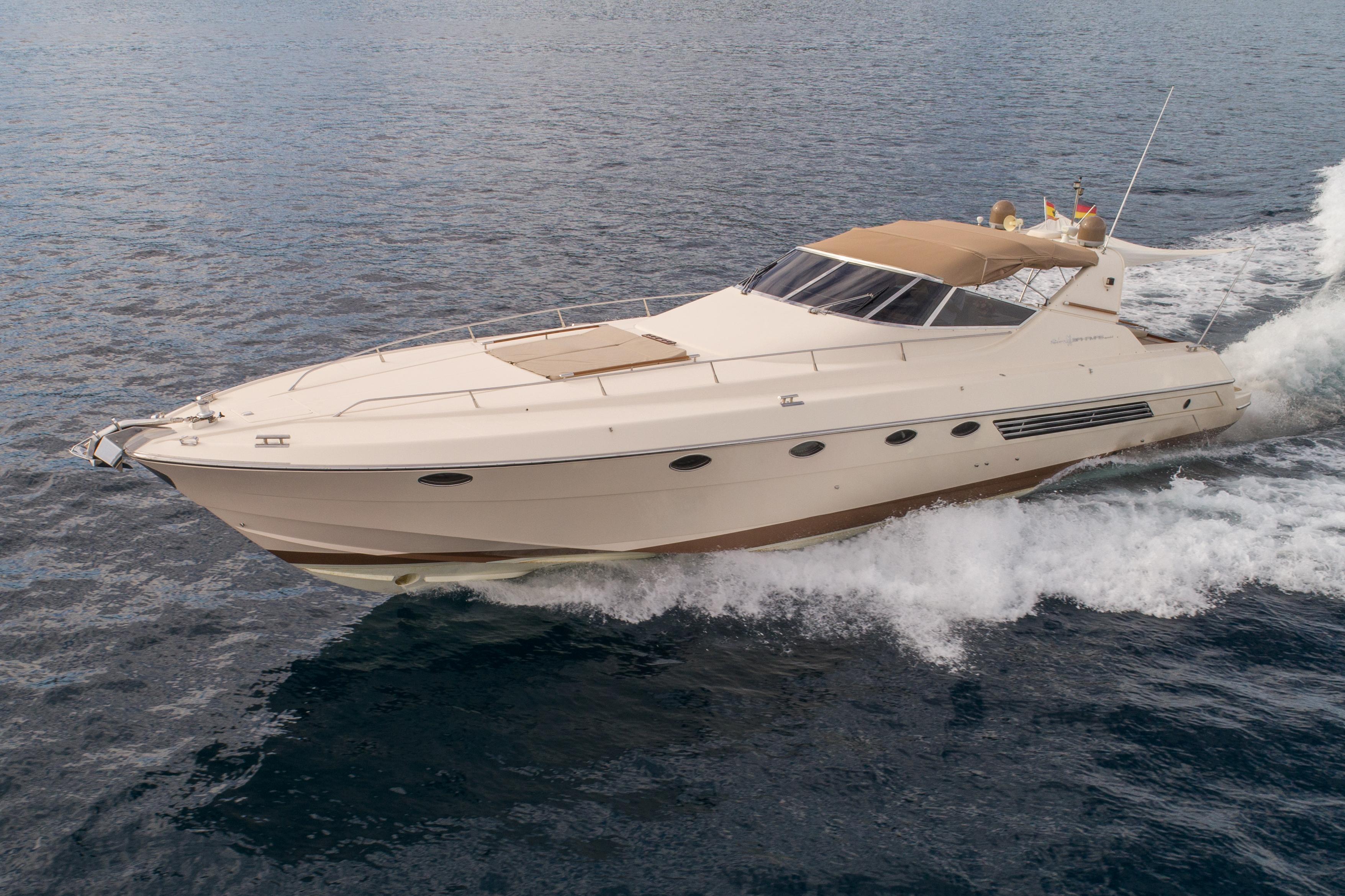 Riva 60 Bahamas Special