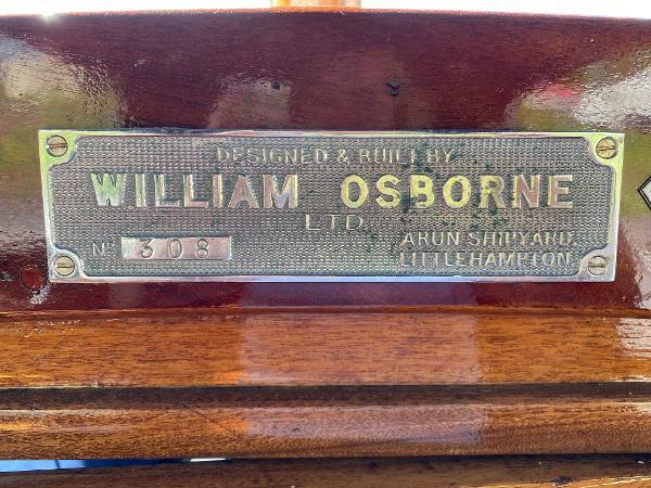 1950 Classic Craft William Osbourne Swift