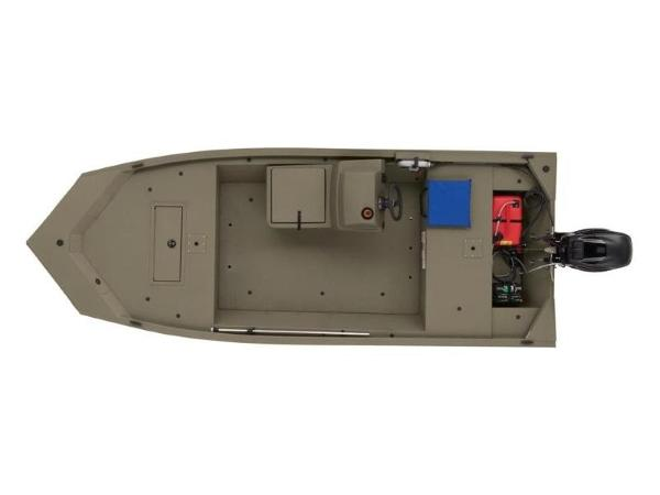 2020 TRACKER BOATS GRIZZLY® 1648 SC for sale