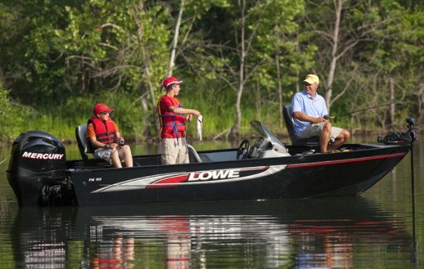 2018 LOWE Fishing Machine 165 thumbnail