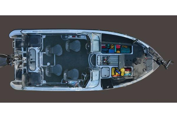2018 Triton boat for sale, model of the boat is 206 Allure & Image # 8 of 9