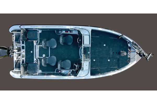 2018 Triton boat for sale, model of the boat is 206 Allure & Image # 9 of 9