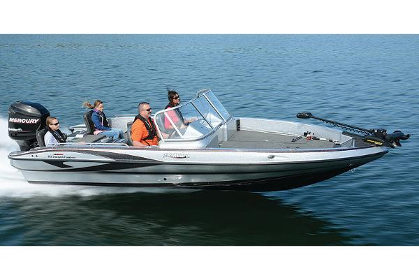 2018 Triton boat for sale, model of the boat is 206 Allure & Image # 1 of 9