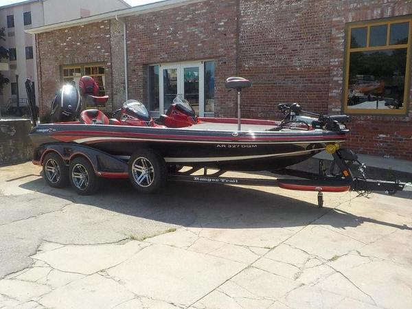 2020 Ranger Boats boat for sale, model of the boat is Z520L & Image # 1 of 51