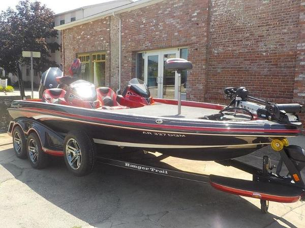 2020 Ranger Boats boat for sale, model of the boat is Z520L & Image # 4 of 51